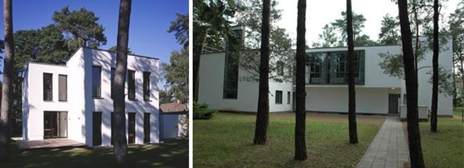 Oloshaus-versus-Bauhaus