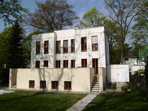 Klassische Villa Neubau klassische villa